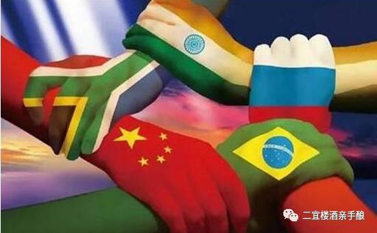金砖会议召开在即 金砖五国经济实力哪家强?