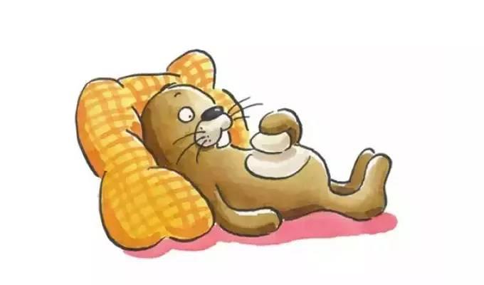 没有耳朵的兔子_睡前故事会 | 没有耳朵的兔子