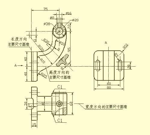 而且加工位                    件一般有阀体,泵体,减速器箱体等零件图片