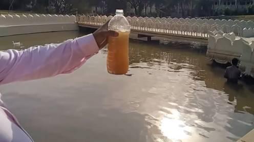 晃两下就变纯净水,这粉末将拯救千万人 / 城市道路图片