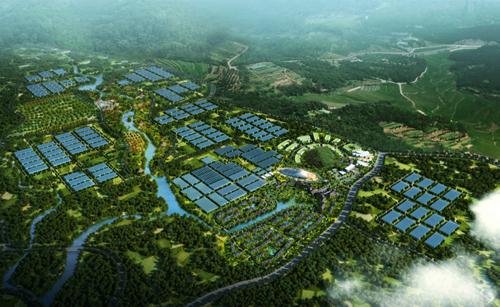 虞城县城区最新规划图