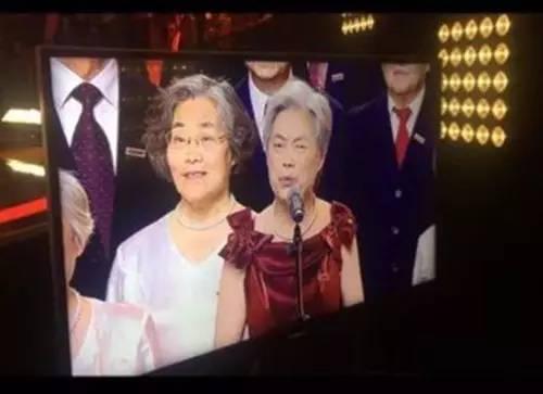 清华大学校友合唱团《我爱你中国》,蔡国庆 撒