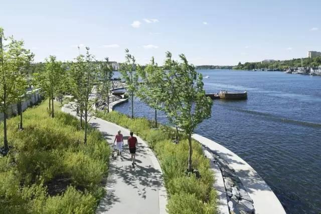 滨水景观设计总结2设计图片