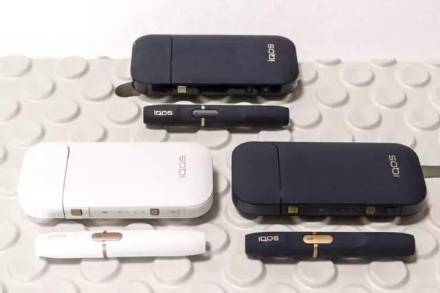 风靡日本的IQOS电子烟,无焦油危害,保留真烟习惯和口感