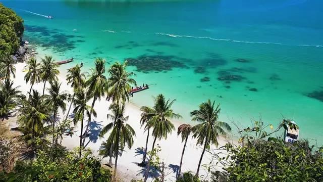 热到没脾气 | 去泰国海岛避暑大攻略