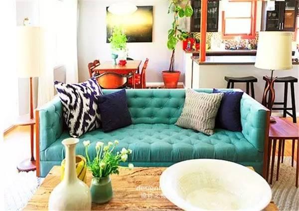 色彩,室内软装设计的灵魂!