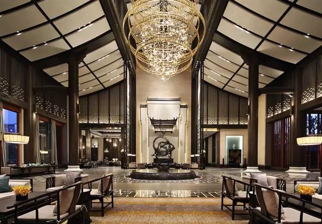 中国59家万达酒店大堂设计赏析:别只看到我的富丽堂皇,我也很有内涵!