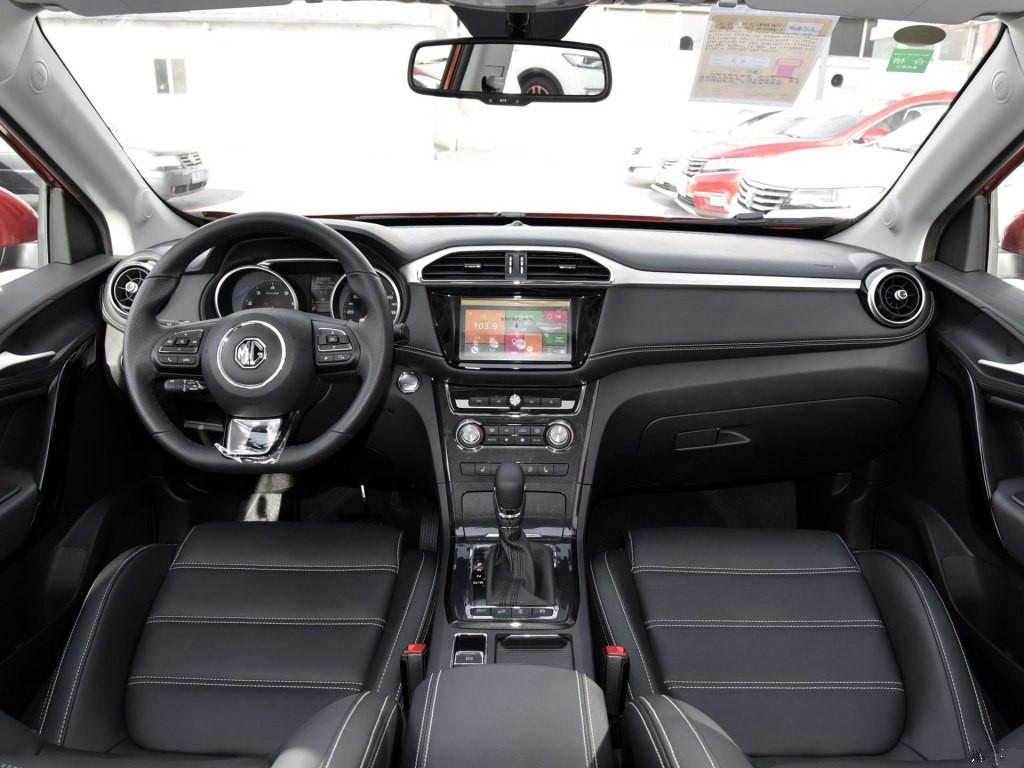 配置升级 性能王 名爵锐腾8月推3款互联网车型
