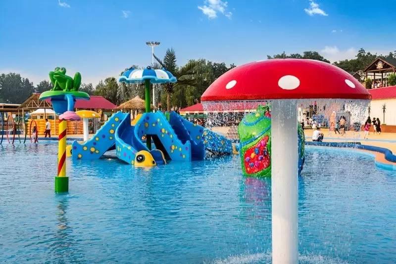 儿童戏水池