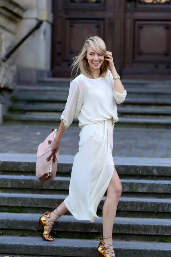 40岁女人就该这么穿衣,学她们准没错!