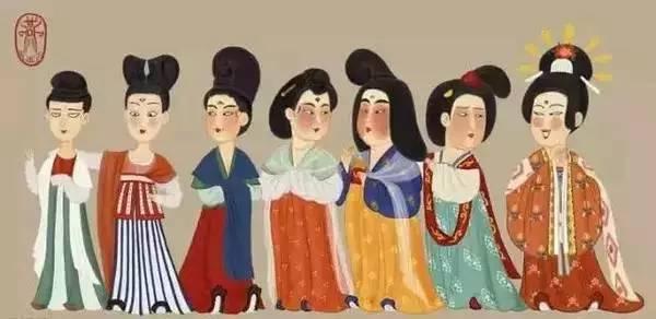 """我们眼中的杨贵妃一直是个""""胖美人"""",这才是对杨贵妃最大的误解.图片"""