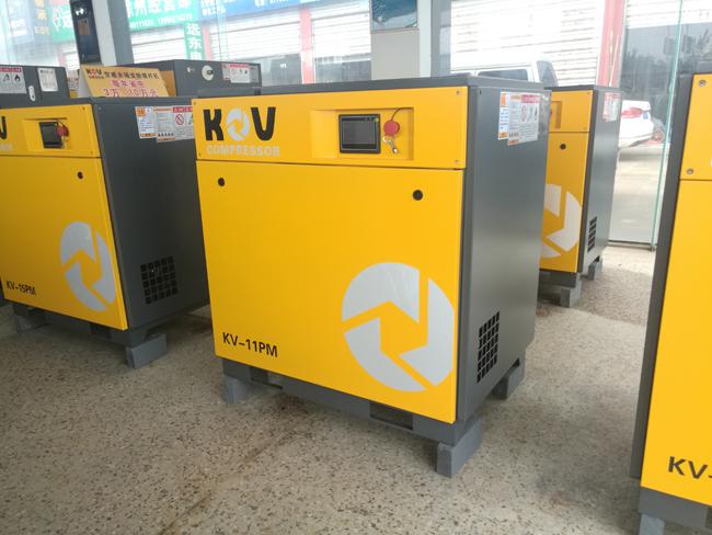 其它 正文  小型空压机重要的应用领域之一即是用于驱动各类气动工具图片
