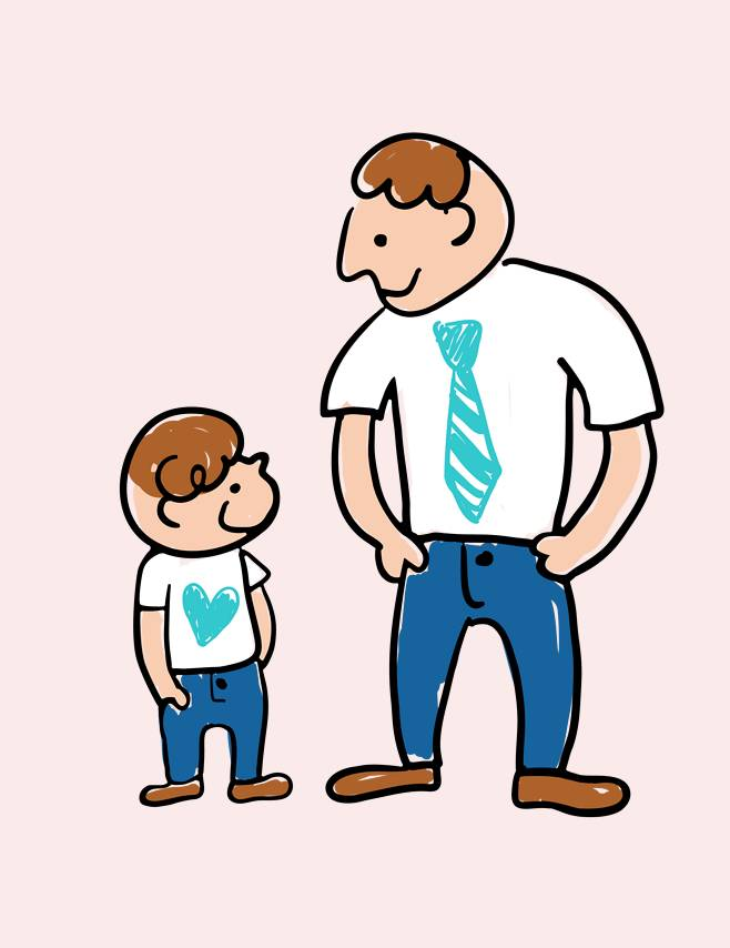 专属爸爸和孩子的亲子游戏