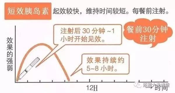诺和锐30的中效部分是雷同的,都是占有70%的份额,尽管也有人胰岛素与
