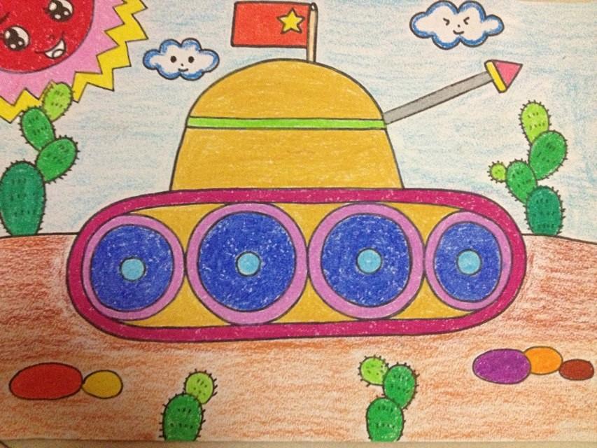 幼儿园儿童画课程指导与范画欣赏 11图片
