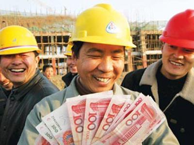 """襄垣:6位农民工终于拿到18000元""""血汗钱"""""""