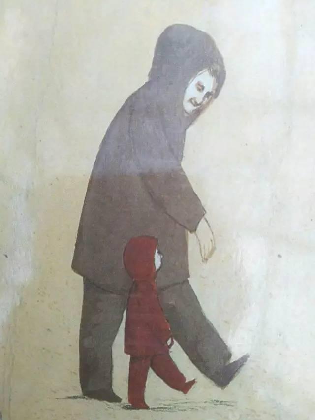 《和爸爸一起散步》内页分享 在线观看-第26张图片-58绘本网-专注儿童绘本批发销售。