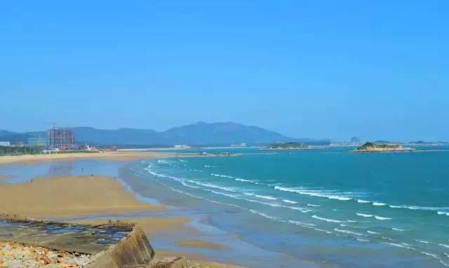 【爱旅行】亲海,亲水,亲山-8月12日福建平潭岛,白水洋