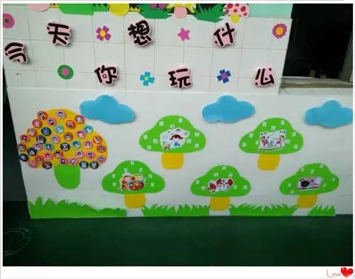 【开学环创】40 款幼儿园进区卡,区域活动卡及规则!