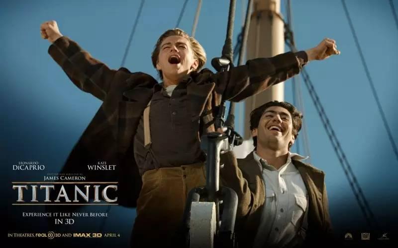 《泰坦尼克号》3d剧照图片