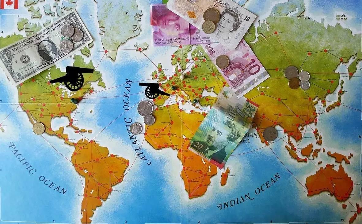 世界上经济总量_世界上经济总量排名