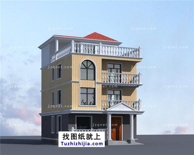 微信公众号:tuzhi585(自建别墅设计图)几千套自建房屋设计图纸,建房图片