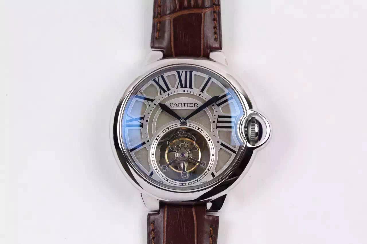 卡地亚手表推荐蓝气球系列腕表男士女士手表欣赏