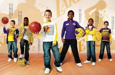 【品牌故事】博士蛙品牌介绍之NBA系列