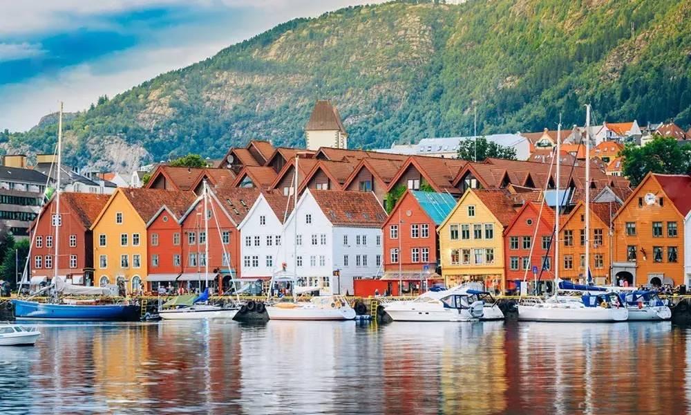 看完 旅途的花样 ,才发现挪威第二大城卑尔根这么美