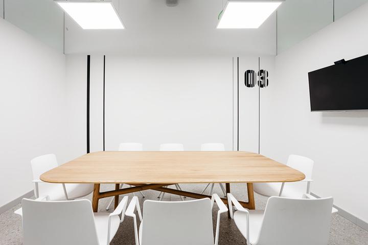 创意极简厂房办公室装修 唯设计不可辜负!