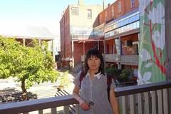 人之一李妍焱 图片由李妍焱提供-中日公益伙伴 向日本借30余年磨