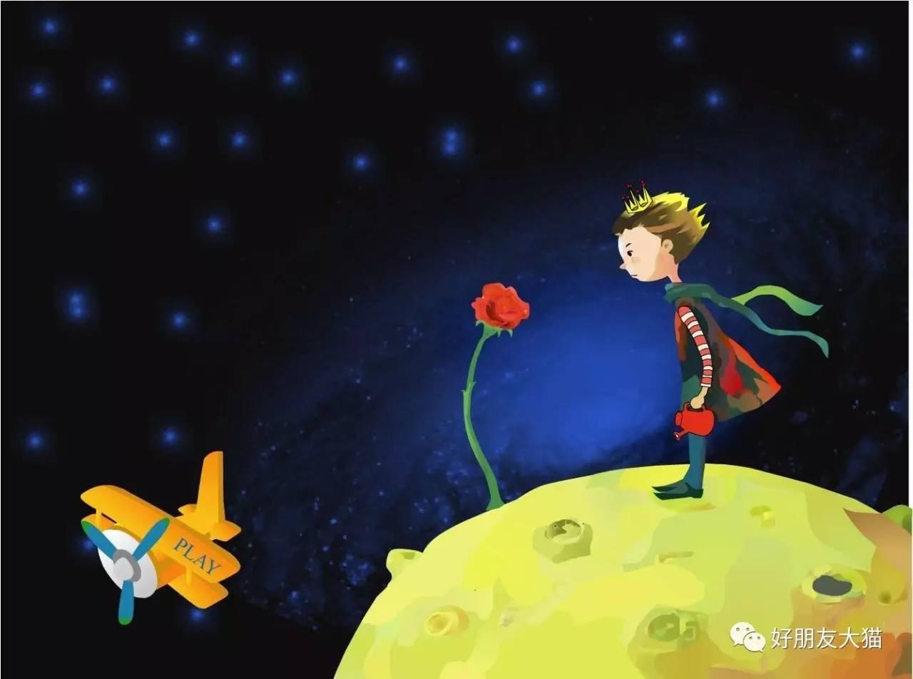 小王子的作者告诉我们 生活的艺术在于日积跬步