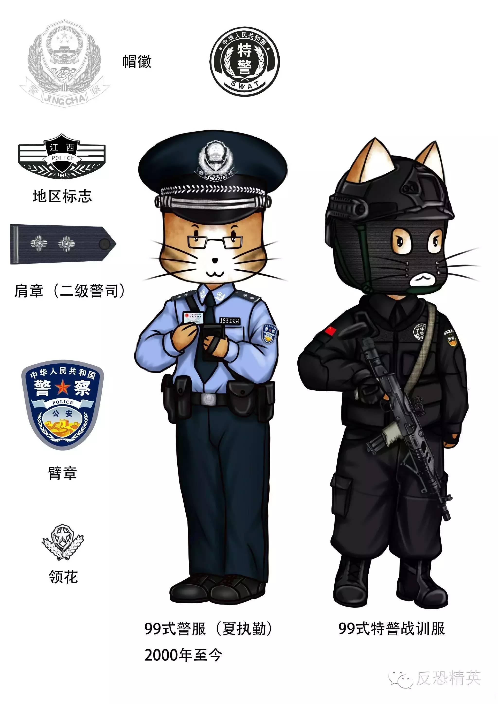 疯狂动物城警服手绘