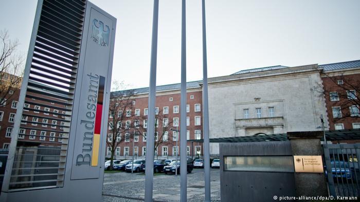 德难民事务专员:外国人档案漏洞大