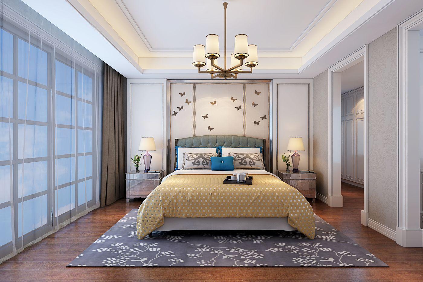 贵阳别墅装修之古典欧式风格,追求华丽高雅的生活