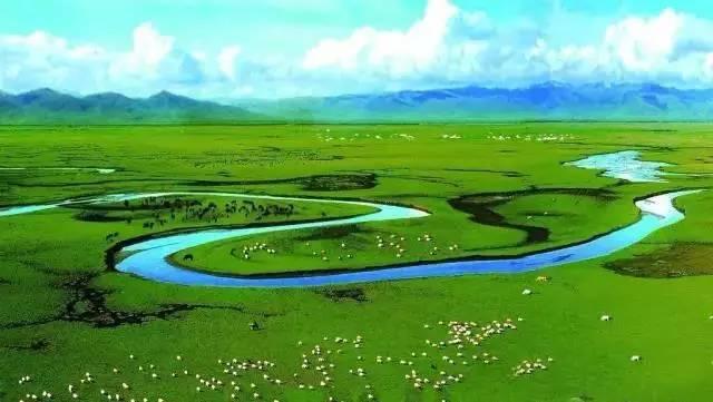 【暑假亲子游】狼图腾游牧部落,乌拉盖草原,九曲湾,可汗山,阿尔山国家