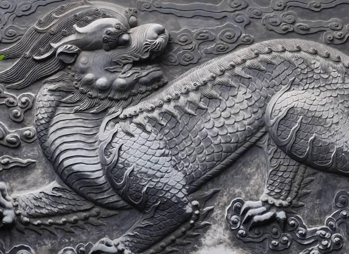 旅游 正文  獬豸象征司法公正, 它可是古代衙门和如今的检察院门口 必