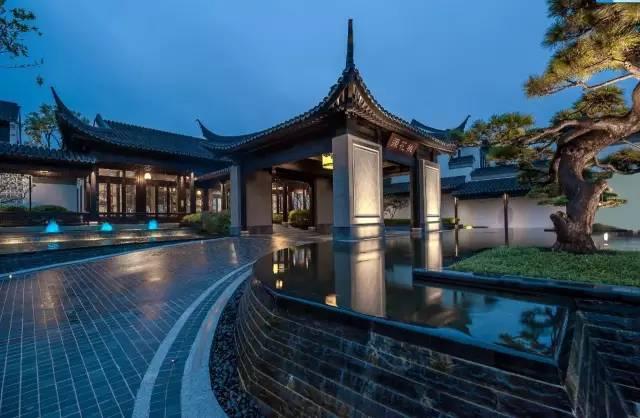 中国6大顶级新中式别墅,这才是真正的豪宅范