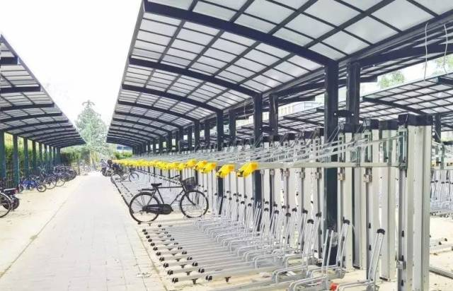 市政市容委相关负责人表示,这次的自行车双层停车位将遍布地铁西红门