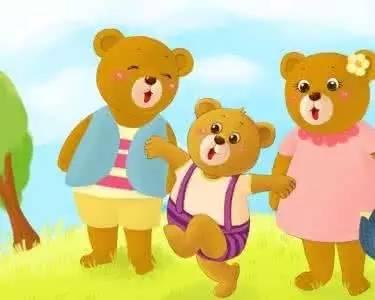 西瓜哥哥讲故事《熊爸爸教孩子》