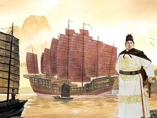 郑和下西洋起锚地是哪里 郑和七下西洋起锚地哪里 郑和下西洋起锚地太仓