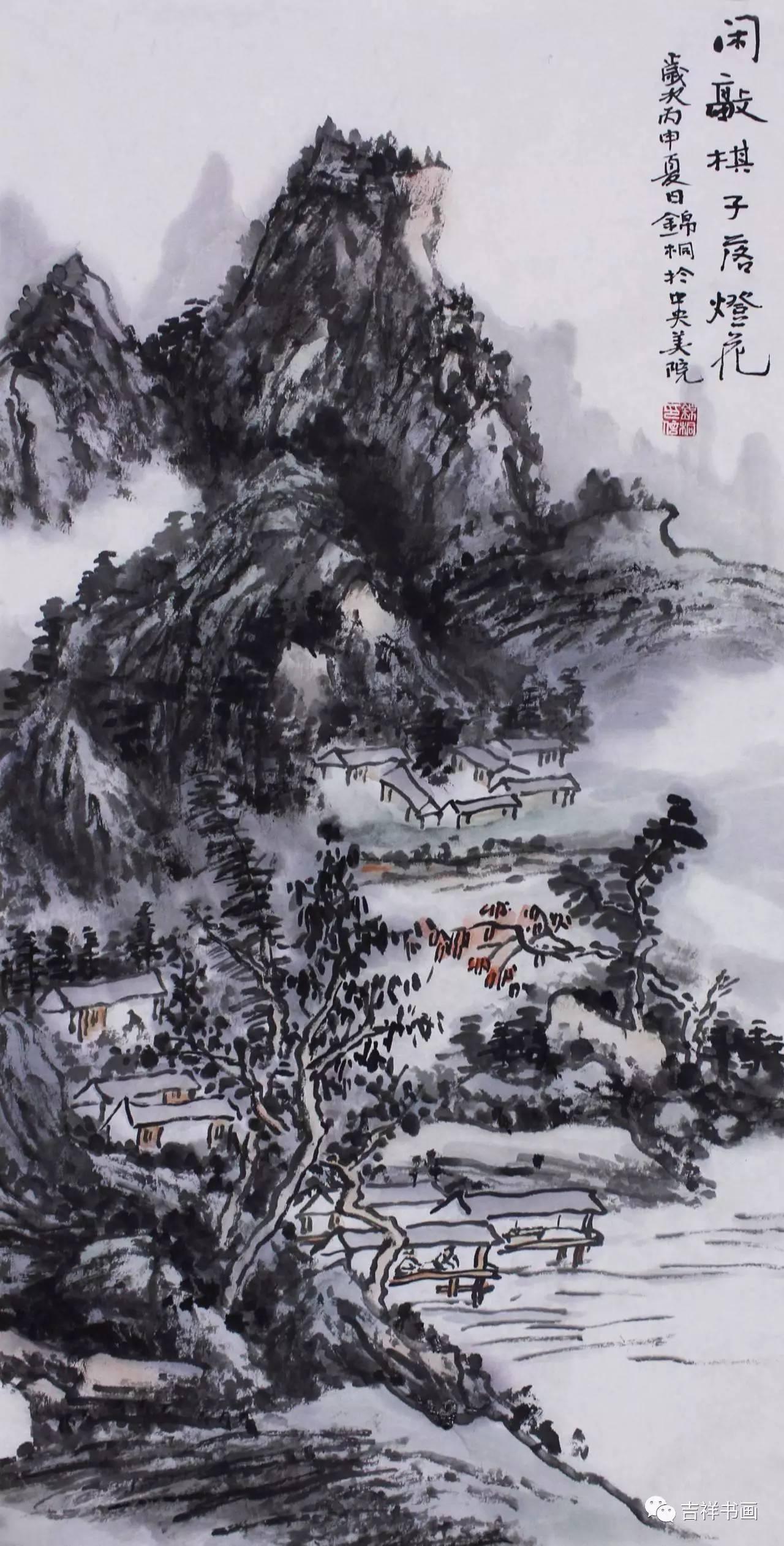 【565期】【吉祥拍卖】何昌贵--李林宏--曾云志--李栋才--吕佚山.图片