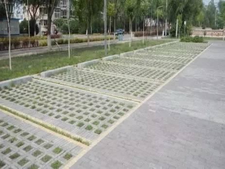 广场与大型绿地海绵方案设计指引