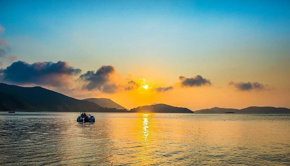 26~27 踏浪衢山岛,体验渔家慢生活,观南宋百亩贡盐田