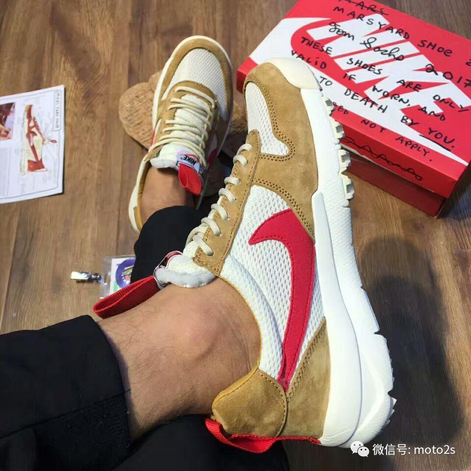 子 仿某大品牌权志龙GD同款宇航员跑鞋球鞋