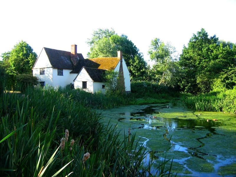 英国庄园园林图片(26张),值得收藏!图片