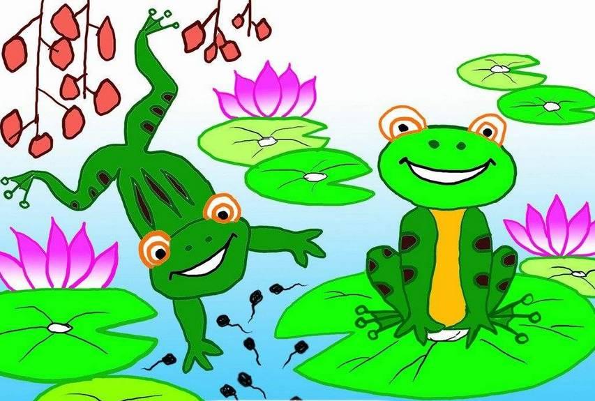 【睡前小故事】怕变青蛙的蝌蚪
