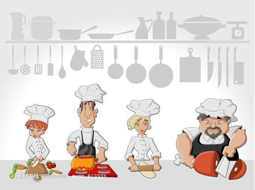 此证只能证明你有厨师的从业资格.   三级,也就是高级厨师证   相当