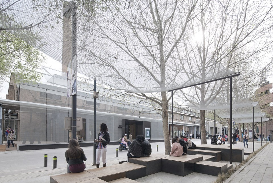 地理位置:北京,中国   项目名称: 木木美术馆
