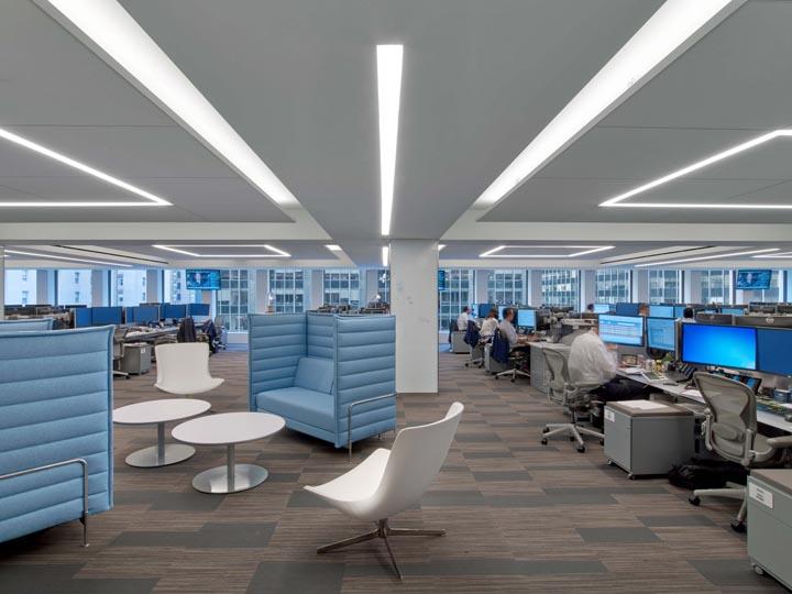 合肥投资公司办公室装修